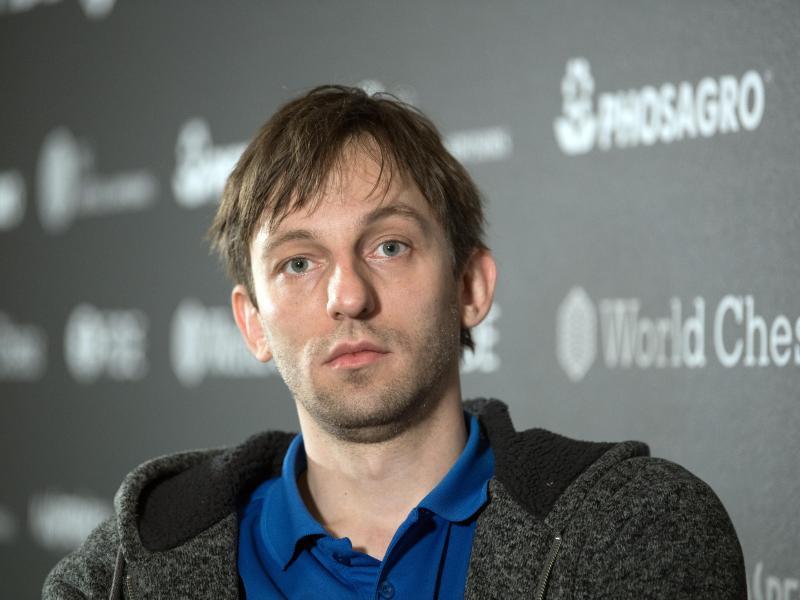Alexander Grischuk sorgte für Schlagzeilen