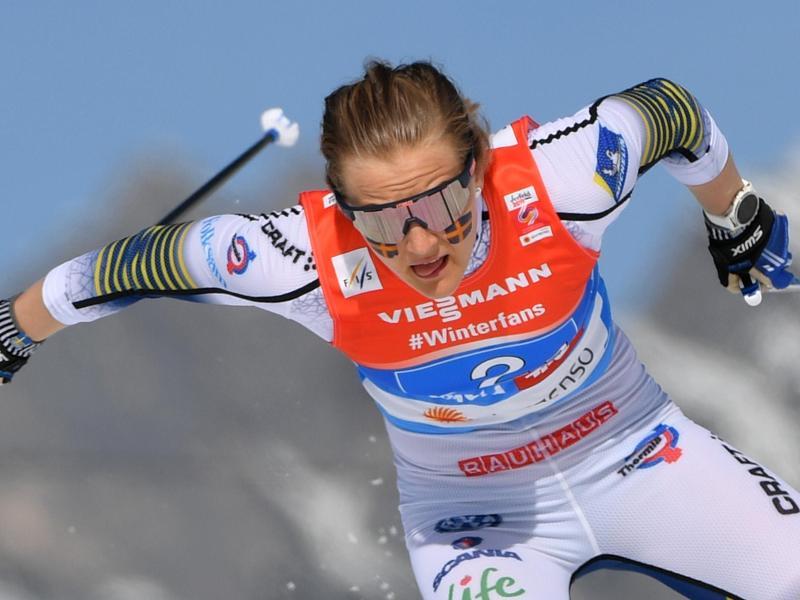 Stina Nilsson wechselt das Metier