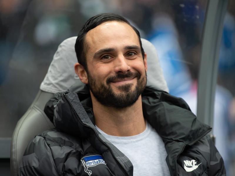 Trainer Alexander Nouri wird die Hertha nach der Saison verlassen