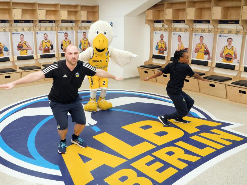 Alba baut sein Angebot für die Jüngsten aus