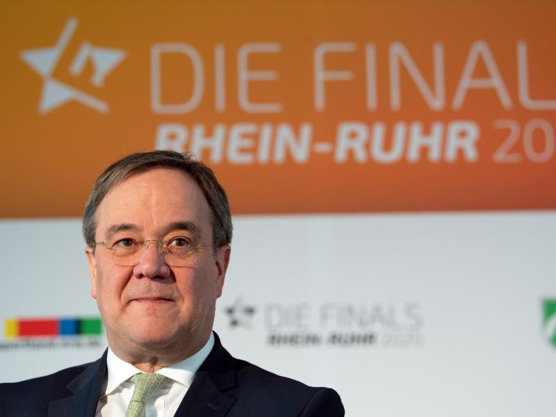 Armin Laschet: NRW hat sich mit vier Millionen Euro beteiligt