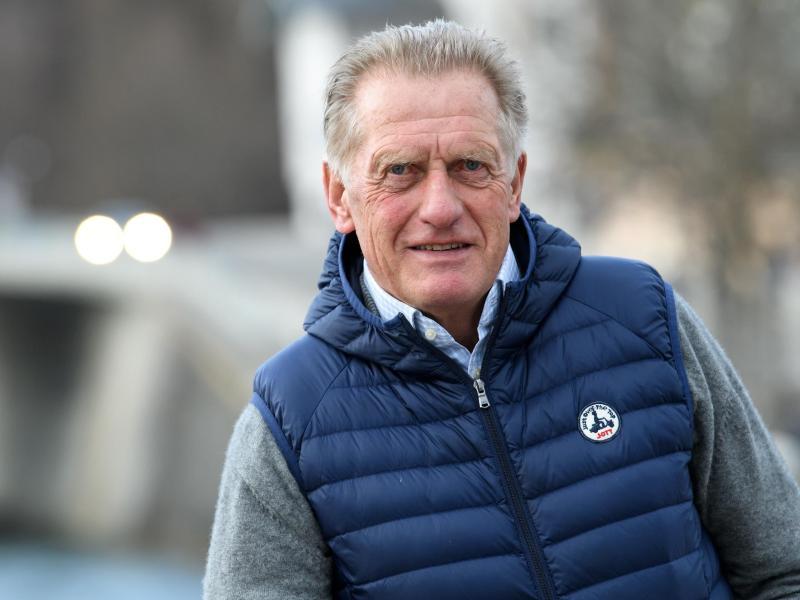 Mittlerweile im Ruhestand: Eishockey-Bundestrainer Hans Zach