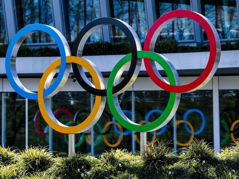 Nicht 2020, sondern 2021 finden die Olympischen Spiele wegen der Corona-Krise in Tokio statt