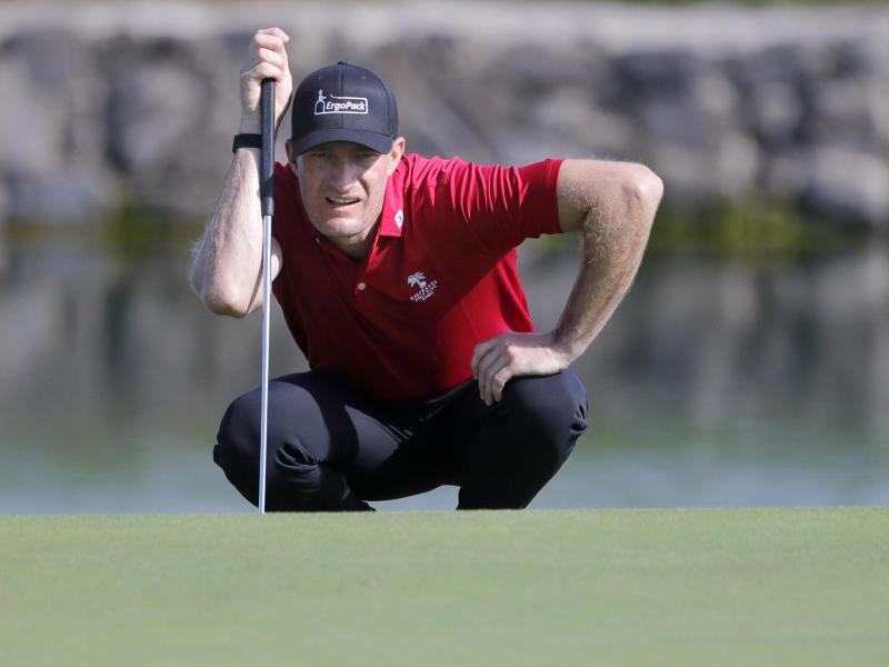 Kann momentan nicht auf dem Golfplatz trainieren: Sebastian Heisele