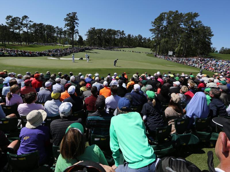 Das Golf-Masters in Augusta wurde verschoben