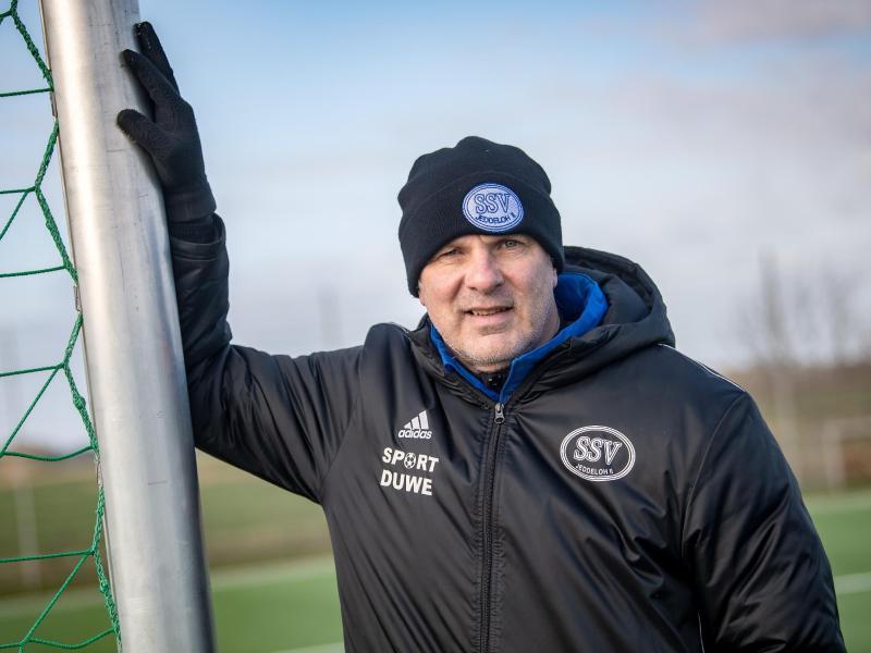 Oliver Reck, Ehemals Torhüter bei Werder Bremen, jetzt Trainer beim SSV Jeddeloh II
