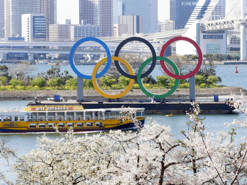 Im Jahr 2021 statt 2020 finden die Olympischen Spiele von Tokio statt