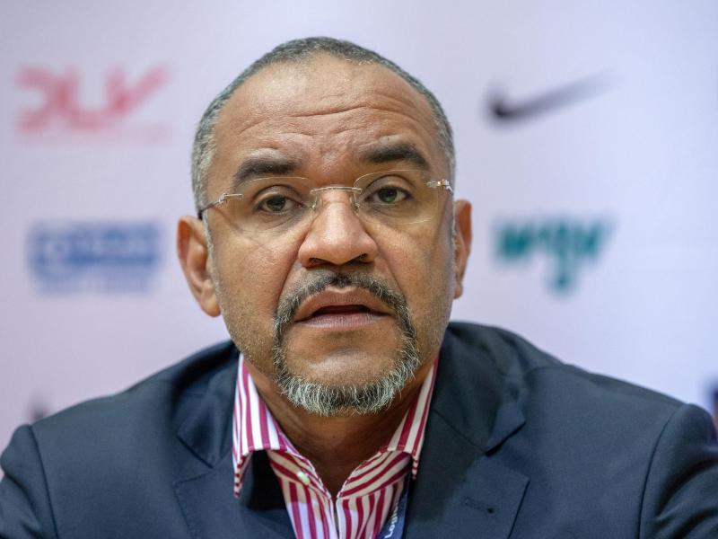 Idriss Gonschinska, Generaldirektor im Deutschen Leichtathletikverband