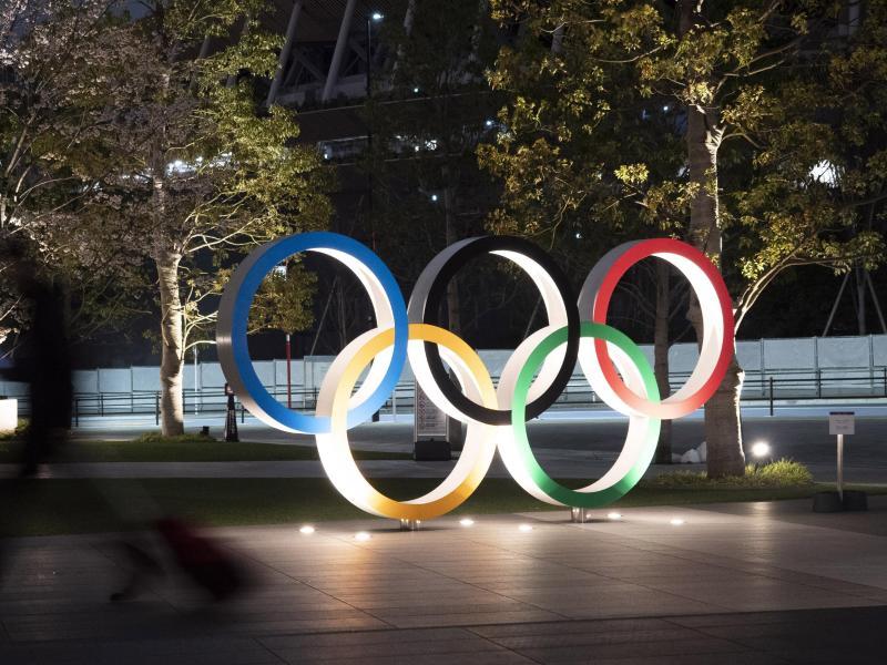 Die Olympischen Spiele in Tokio wurden auf das Jahr 2021 verschoben