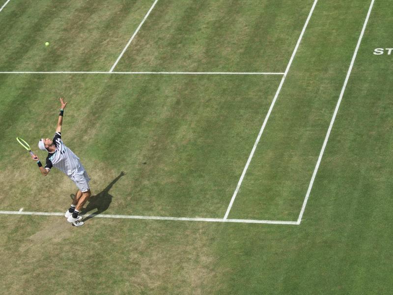 Auch das Tennis-Turnier in Stuttgart findet nicht statt