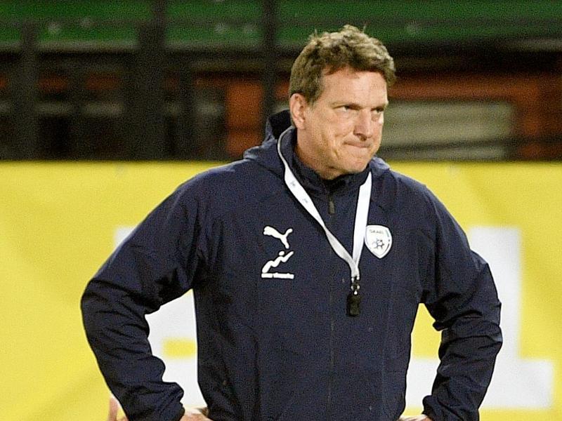 Andreas Herzog betreut Israels Nationalteam seit Sommer 2018