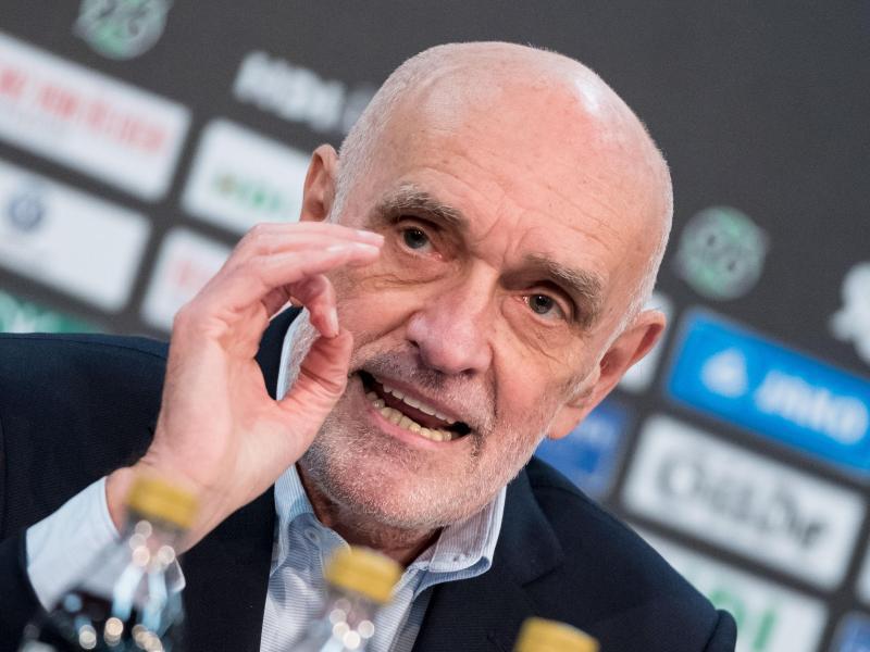Martin Kind ist Mehrheitsgesellschafter bei Hannover 96
