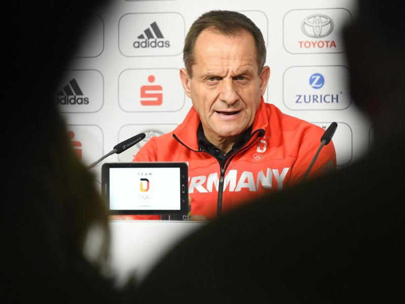 Alfons Hörmann wünscht sich in der Corona-Krise mehr Hilfe für den Sport