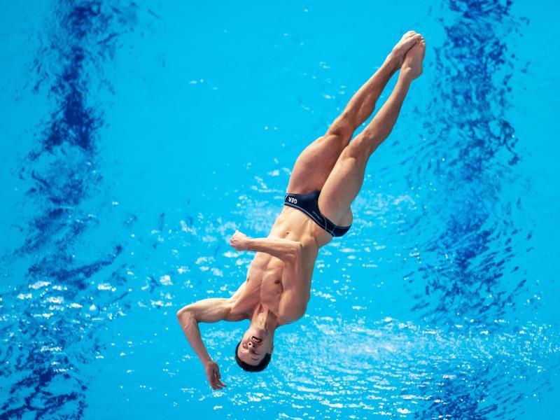 Patrick Hausding will zu seinen vierten Olympischen Spielen