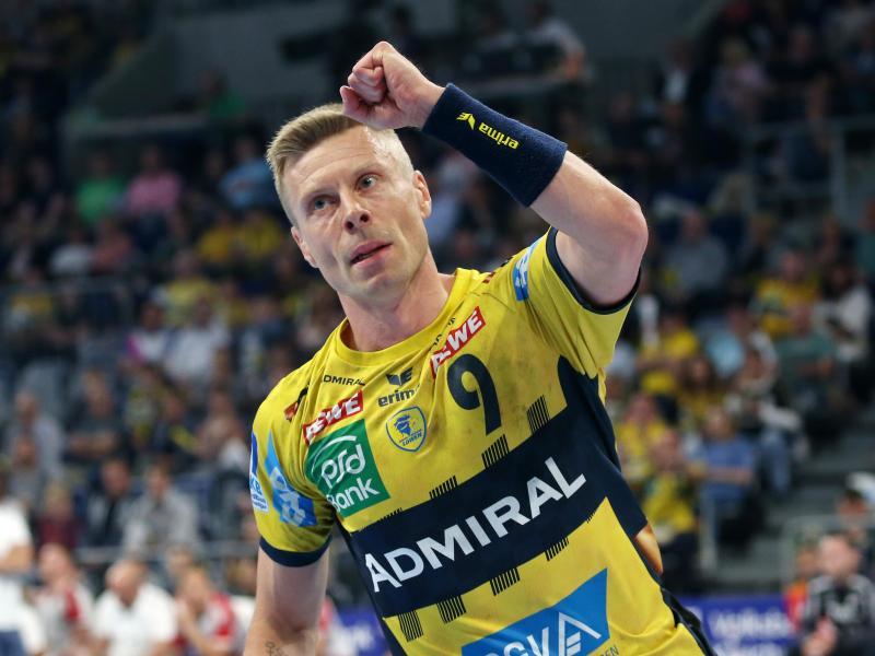 Beendet seine aktive Handballer-Laufbahn: Gudjon Valur Sigurdsson
