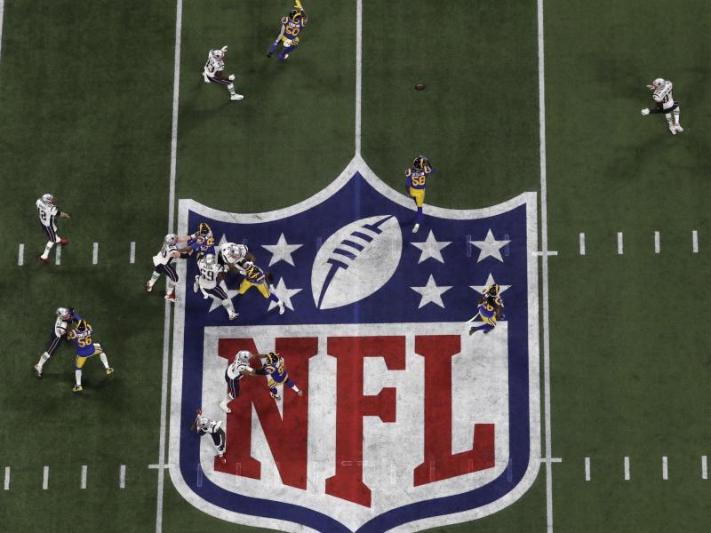 Der Zeitplan der NFL sieht den Saisonstart für den 10. September vor