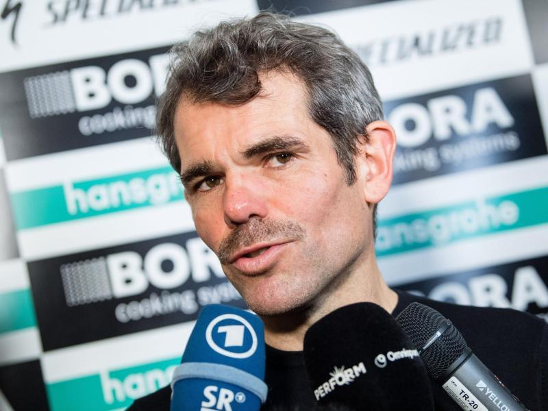 Hofft, dass im Radsportkalender noch Lösungen für zwei deutsche Rennen gefunden werden: Ralph Denk