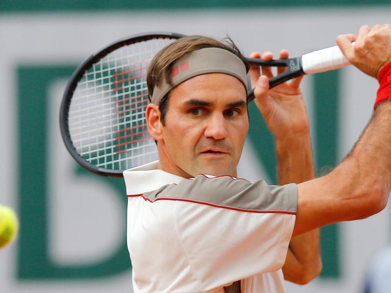 Spendet für gute Zwecke in Afrika: Tennisstar Roger Federer