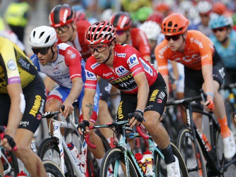 Die Vuelta wird in diesem Jahr nicht durch Portugal fahren