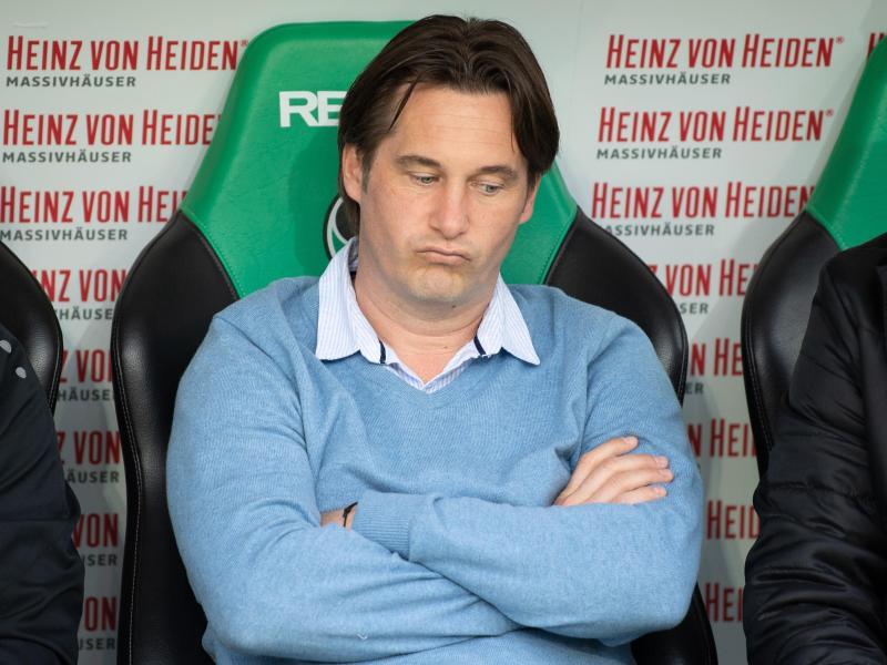 Gerhard Zuber, Sportlicher Leiter des Zweitligisten Hannover 96.