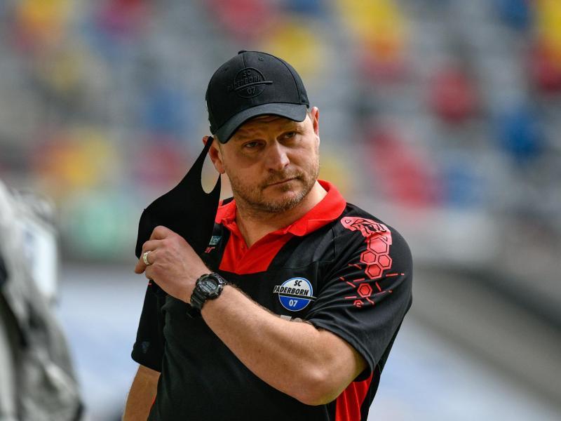Steffen Baumgart möchte, dass seine Mannschaft mutiger auftritt