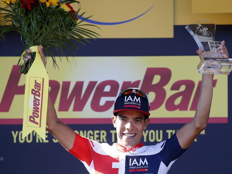 Wurde wegen Epo-Dopings gesperrt: Ex-Tour-Etappensieger Jarlinson Pantano