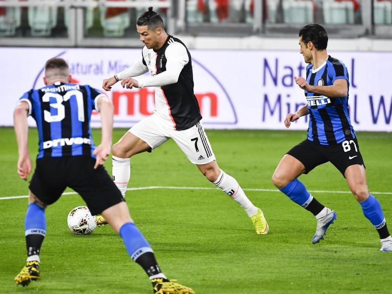 Noch wird in der Serie A wegen der Coronavirus-Pandemie kein Fußball gespielt
