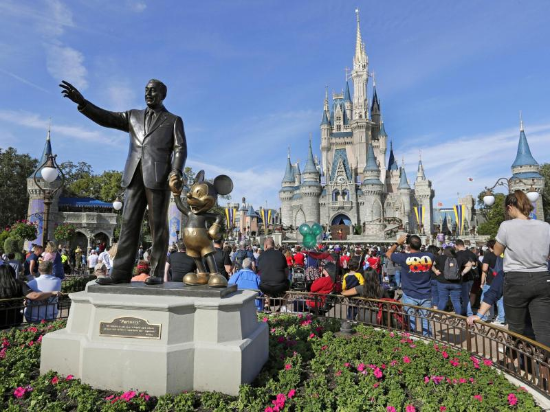 Findet der Rest der NBA-Saison in Disney World statt?