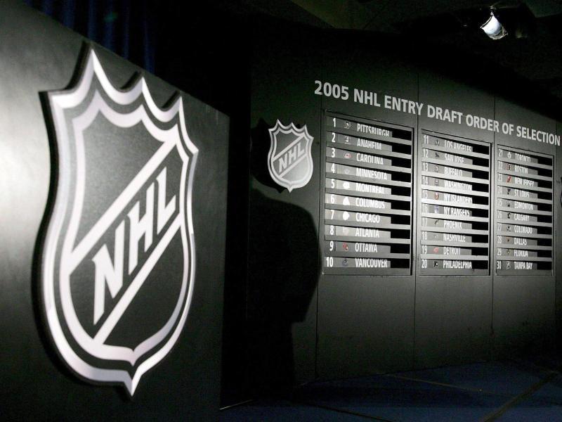 Die NHL-Teams sollen ab Juni wieder in Kleingruppen trainieren können