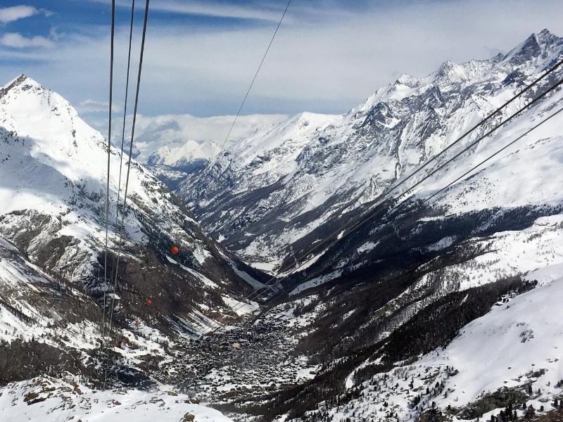 Das Klein Matterhorn soll 2022 Start eines Ski-Weltcups nach Italien werden