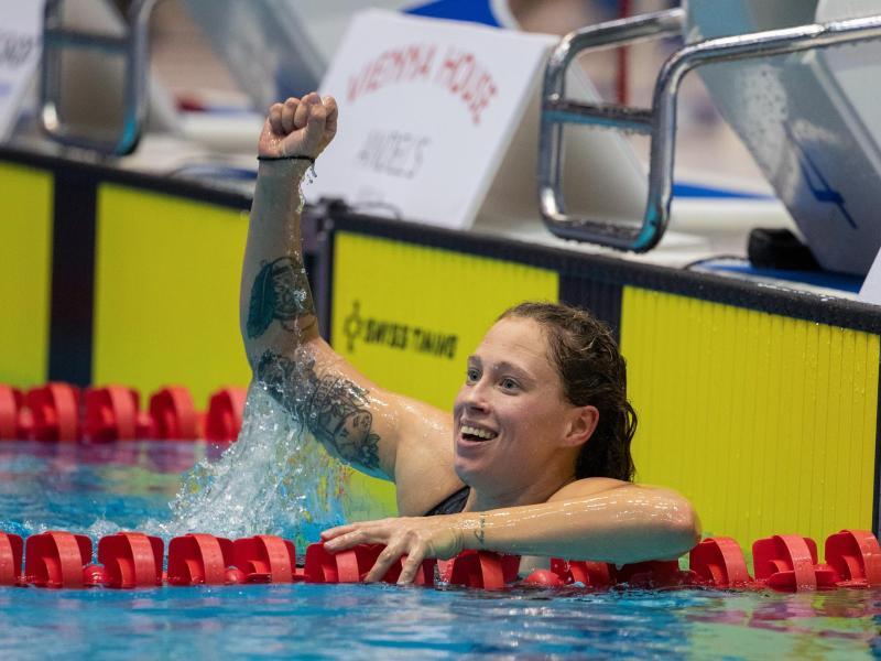 1500-Meter-Vizeweltmeisterin Sarah Köhler