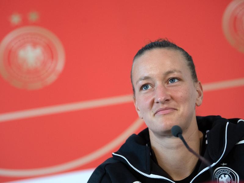 Nationaltorhüterin Almuth Schult will wieder die Nummer 1 werden