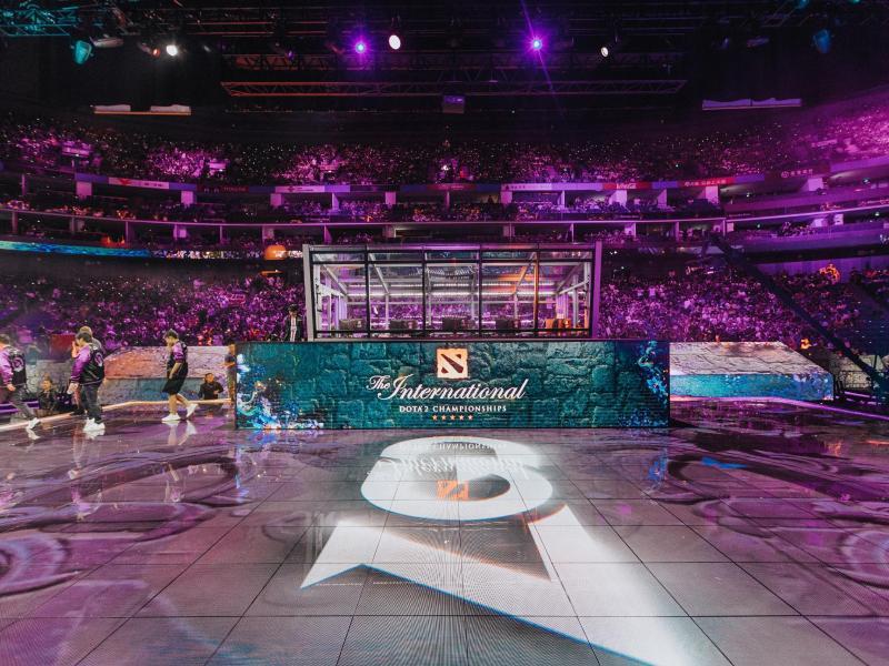 Das Preisgeld für die Dota-2-Weltmeisterschaft «The International» ist erneut auf Rekordkurs