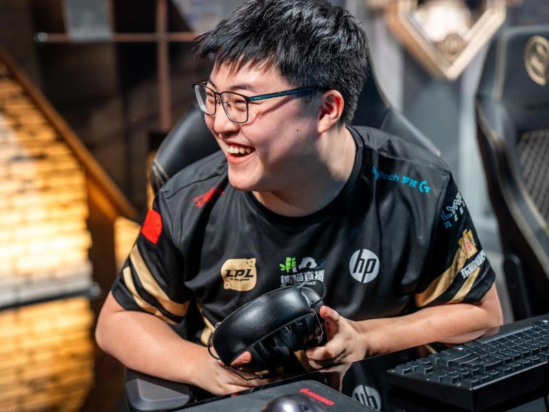 Mit Jian Uzi Zi-Hao verlässt eine Legende die League-of-Legends-Bühne