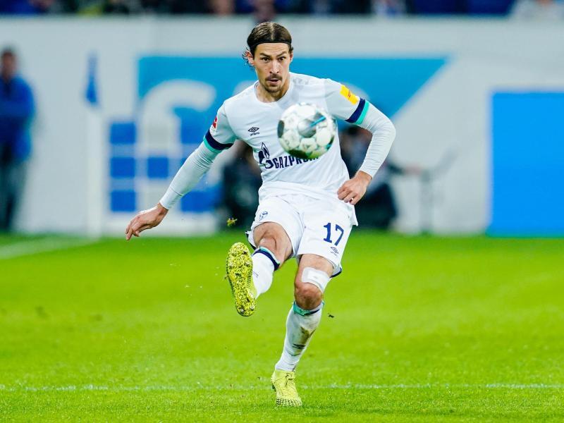 Nach acht Monaten ist Benjamin Stambouli beim FC Schalke 04 ins Training zurückgekehrt