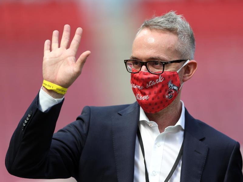 Hält Spiele mit Zuschauern noch 2020 für möglich: Alexander Wehrle
