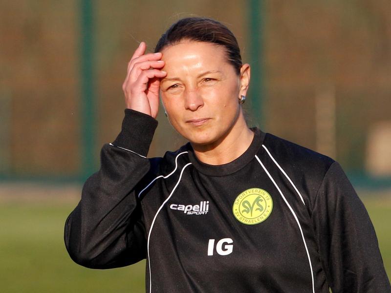 Sucht neue Herausforderungen: Trainerin Inka Grings verlässt den SV Straelen