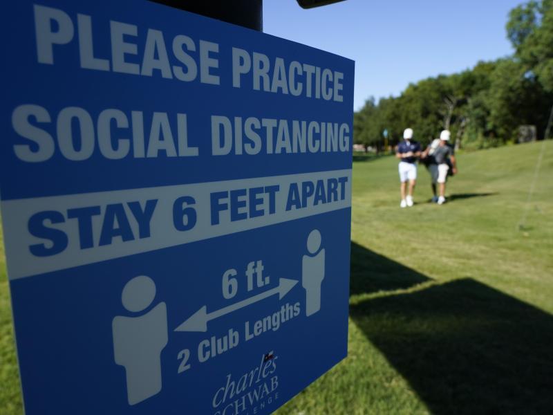 Restart der PGA Tour
