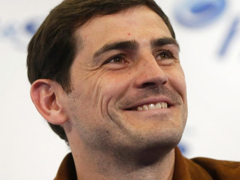 Kandidiert nicht für das Amt des spanischen Verbandspräsidenten: Iker Casillas
