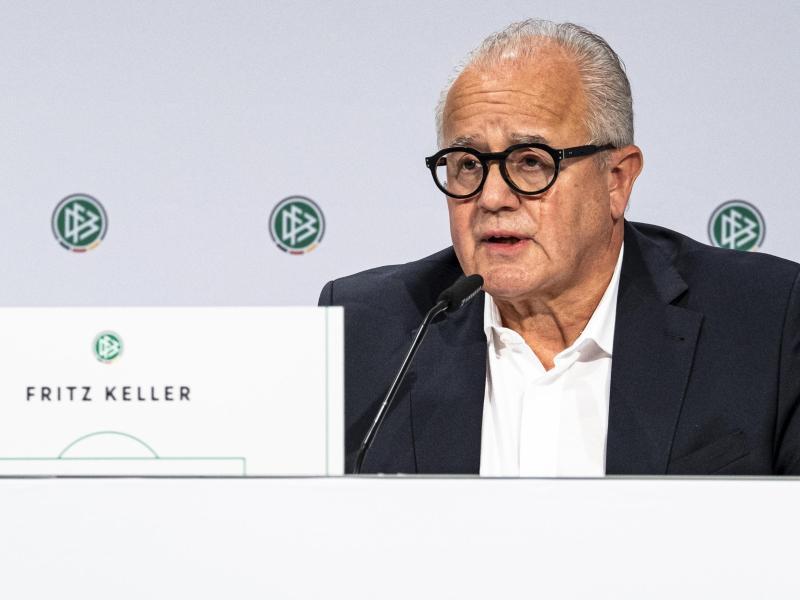 Schließt Zuschauer beim Finale des Pokals nicht aus: Fritz Keller