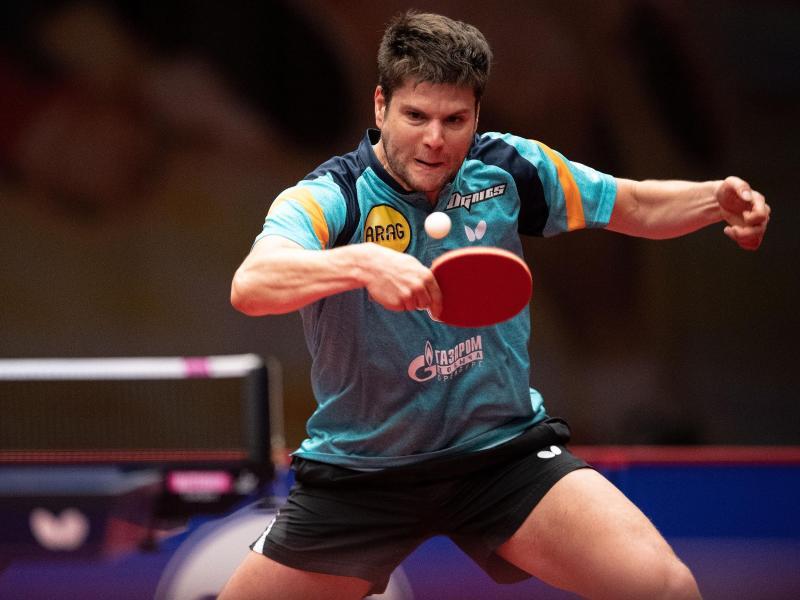 Dimitrij Ovtcharov hat zum zweiten Mal nacheinander des Düsseldorf Masters gewonnen