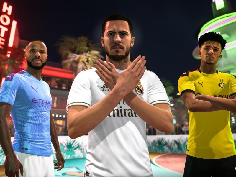 FIFA 21 erscheint im Oktober. Das hat Publisher EA offiziell bestätigt