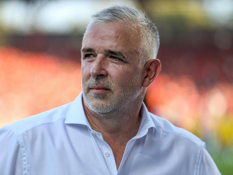 """Wünscht sich """"für den Start der neuen Saison klare und verständliche Regeln"""": Dirk Zingler, Präsident vom FC Union Berlin"""