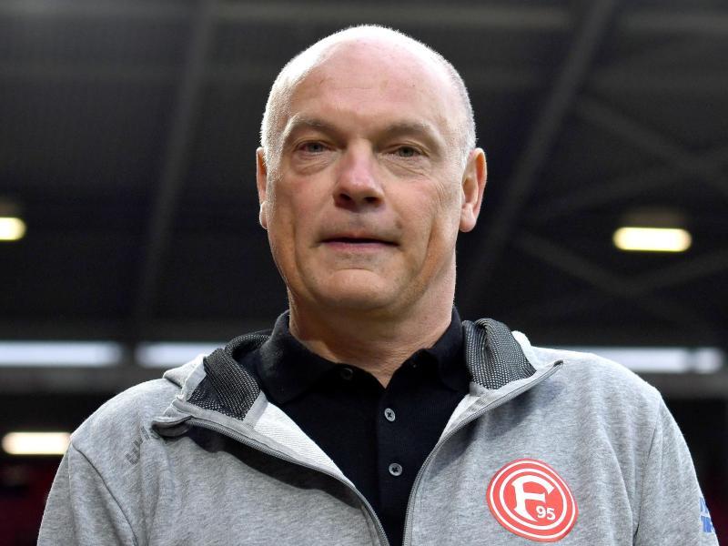 Soll mit dem aktuellen Trainerteam den Neuaufbau bei Fortuna Düsseldorf einleiten: Uwe Rösler