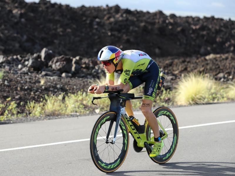Sebastian Kienle stürzte mit dem Rad