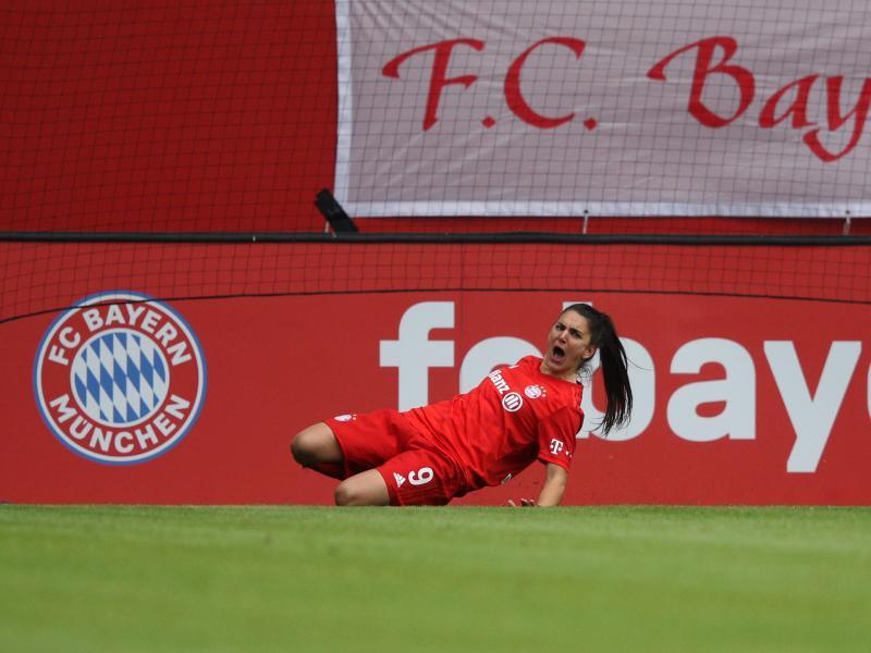 Bei den Frauen des FC Bayern München findet ein personeller Umbruch statt