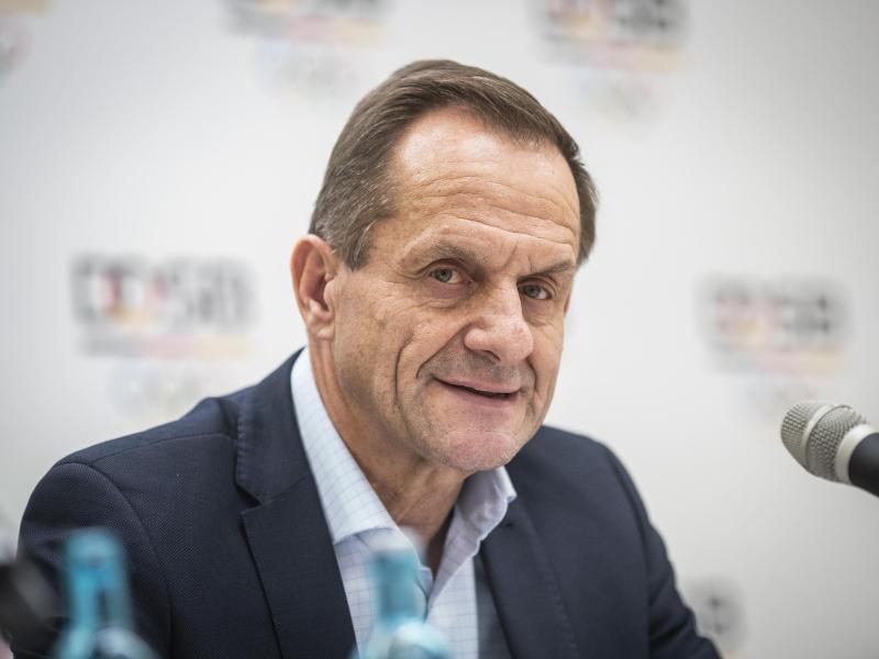 Begrüßt die Nothilfe des Bundes für mehrere Sport-Profiligen: DOSB-Boss Alfons Hörmann