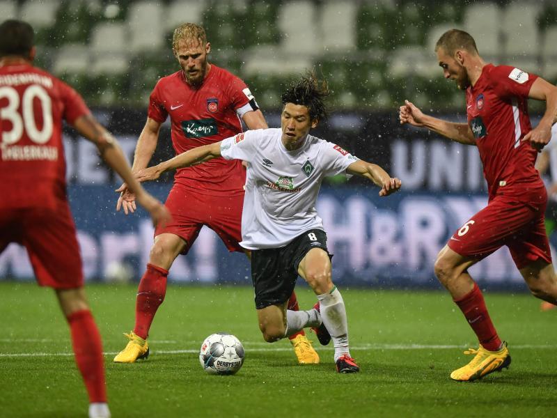 Gelingt Werder Bremen gegen Heidenheim der Klassenerhalt?