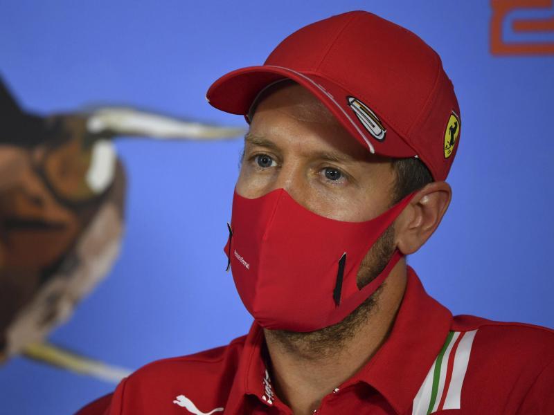 Sebastian Vettel wird Ferrari am Ende der Saison verlassen
