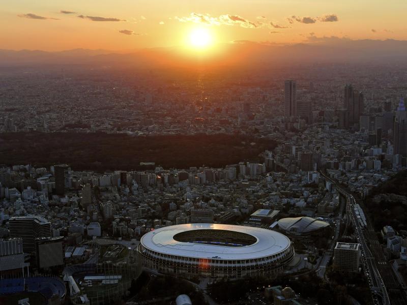 In Tokio finden die nächsten Olympischen Spiele statt